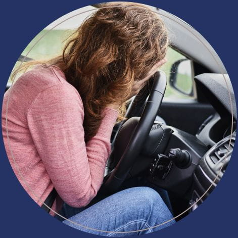 stressed-women-in-car